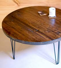 topic to reclaimed wood round coffee table lovely large round coffee table with storage round wood coffee tables