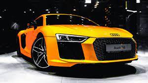 Super Car Audi Wallpaper 4K Free ...