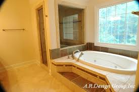 Custom Master Bathrooms