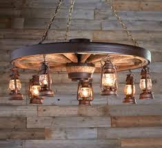 lighting alluring large rustic chandeliers 8 kitchen chandelier cool wagon wheel with lanterns images large rustic