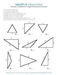 Triangle Classification Chart All Types Of Triangles Charleskalajian Com