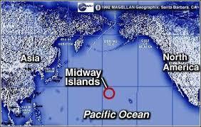 「midway island map」的圖片搜尋結果