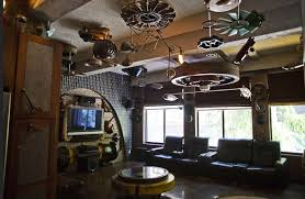 Jeremy Noritz The Current Owner Of This Fantastic Steampunk Loft Apartment  Which He Purchased In 2006