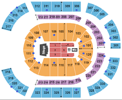 Shania Twain Tickets Bridgestone Arena Seating Chart