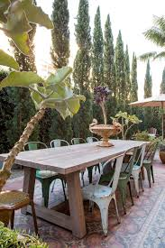 care for metal patio furniture