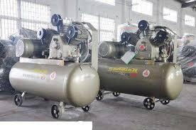 compresor de aire industrial. portable 1,5 caballos de fuerza aire del compresor tipo industrial el tanque 50/60hz 3cfm pistón 50l
