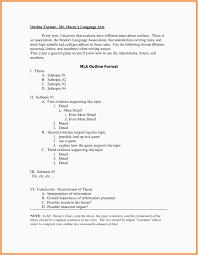 7 Paragraph Essay Outline Mla Research Paper Template Awesome 7 Paragraph Essay Outline 7 Mla