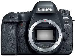 canon 6d mark ii dslr camera