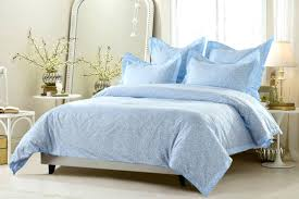 full size of pale blue duvet cover king size save 25 5pc light blue fl leaves