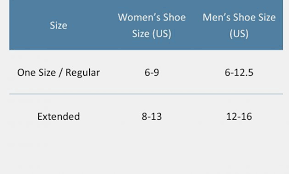 Womens Shoe Size Conversion To Mens Chart New Nike Sock
