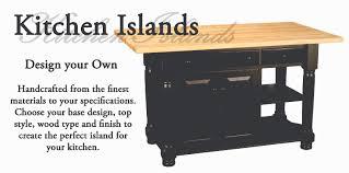Amish Furniture Kitchen Island Amish Kitchen Islands Amish Furniture