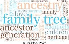 Nuttige informatie over stamboomonderzoek van de familie wolke en links naar meer bronnen. Wort Wolke Baum Familie Concept Vektor Baum Familie Wort Abbildung Wolke Canstock