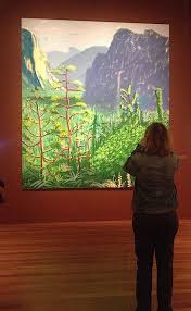 david hockney goes big with ipad art takes giant step for the rest of us