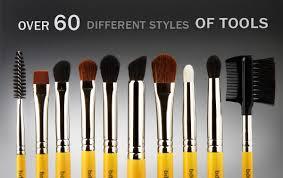 bdellium brushes. studio range bdellium brushes