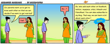 love marriage vs arranged marriage