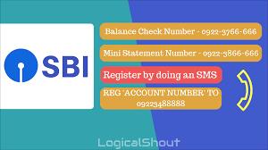 Sbi Balance Enquiry Number Registration Process September