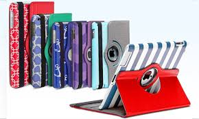 Aduro iPad Rotating-Stand Cases Up To 82% Off on | Groupon Goods