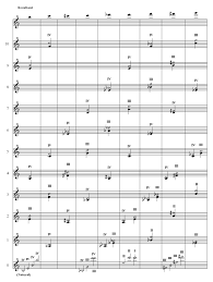 B Flat Violin Finger Chart Paul Zukofsky Text On Violin Harmonics