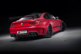 BMW Convertible custom m6 bmw : BMW M6 by Prior DesignTuningCult