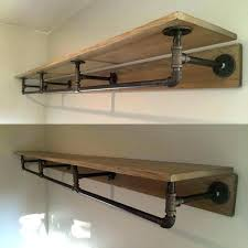 closet rod and shelf wood closet rod brackets best for days images on home ideas furniture closet rod and shelf