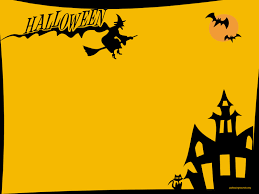 Halloween Ppt Template Under Fontanacountryinn Com