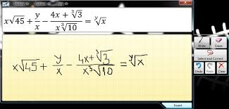 but even users xp or vista not receiving math input panel are able to easily and quickly insert mathematical formulas in word using the plugin microsoft