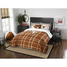 texas longhorns ncaa comforter set full size