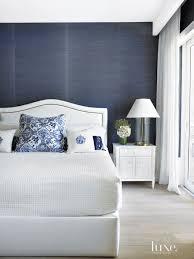 modern blue master bedroom. Modern Blue Bedroom With White Bed Master M