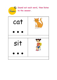 This phonics packet focuses on 30 beginning sounds. Jolly Phonics 4 Worksheet