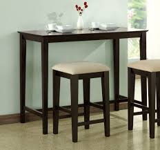Wunderbar Small Kitchen Bistro Table Sets Exciting Round Chairs Pub