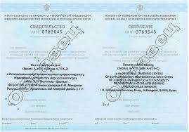 Список программ РЦДПО Арктический морской институт имени В И   Скачать файл >