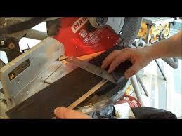 installing hardwood floor around kitchen cabinets and door jamb mryoucandoityourself