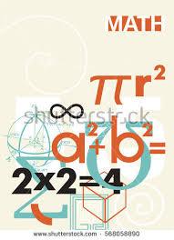 Maths Textbook Free Vector