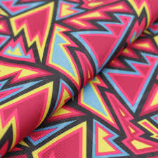 Abstract Pattern Classy Loud Abstract Pattern Pocket Square Pockish