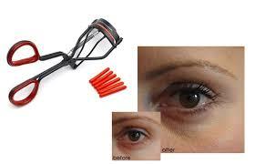 eyelash curler gone wrong. mister mascara eyelash curler review gone wrong r