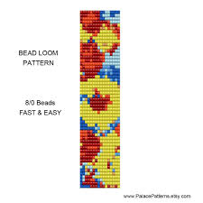 Bead Loom Patterns For Beginners Awesome Decorating Design