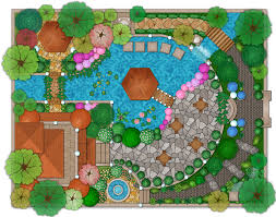 Small Picture How To Draw A Garden Design Design A Scale Drawing How Tos Diyl