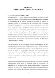 role of bods in corporate governance 13