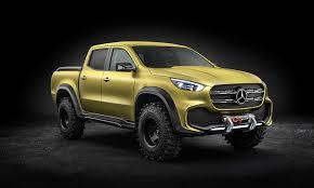 Mercedes-Benz X-Class Pickup Truck | Cool Material