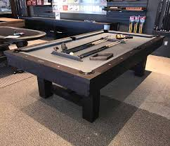 Pool table dining top Insert Reno Pool Table Reno Dining Pool Table Hollywood Billiards Reno Pool Table With Optional Dining Top Rustic Dark Chestnut Finish