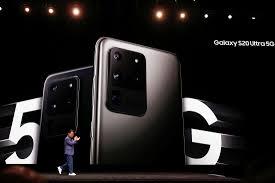 <b>Samsung</b> представил флагманские <b>Galaxy S20</b>. Раскрыты цены в ...