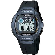 sports watches mens womens sport watches casio view details for sports w210 1bv
