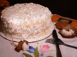 Bakers Coconut Cake Taste Of Southern