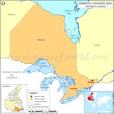 where is toronto located in canada map Canada Toronto Map where is toronto canada toronto matejka