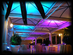 special lighting. decor lighting with led fixtures for special event n