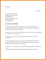 10 Covering Letter To Apply For A Job Cover Letter