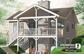 Waterfront Houses and Cottages from DrummondHousePlans.com