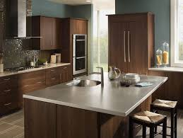 stainless steel kitchen island countertops