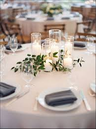 wonderfull lush garden wedding with greens galore wedding ideas with wedding rehearsal dinner table decoration ideas