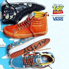 vans toy story. the toy story x vans collection is releasing soon